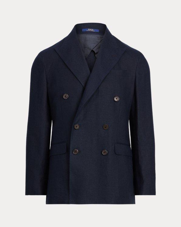 Polo Soft Linen Suit Jacket
