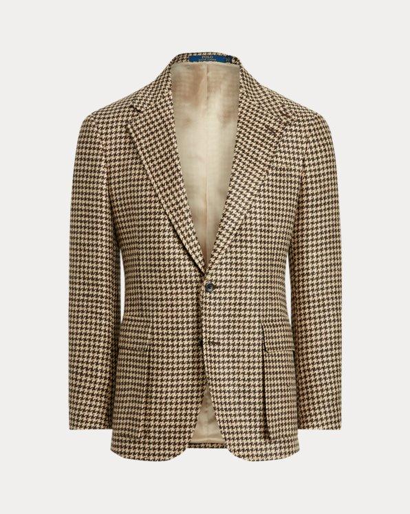 The RL67 Houndstooth Tweed Jacket