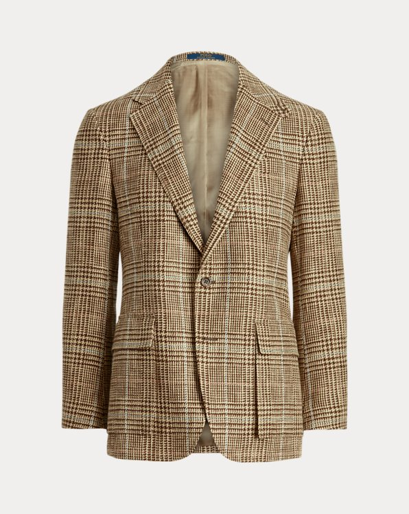 The RL67 Glen Plaid Jacket
