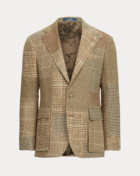 The RL67 Patchwork Tweed Jacket