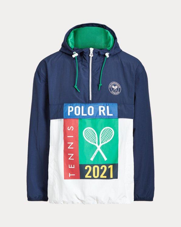 Wimbledon Packable Hooded Jacket
