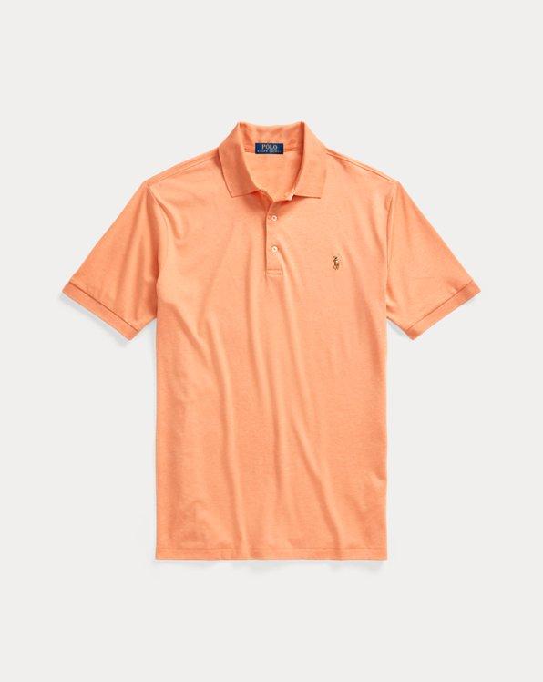 Men's Big & Tall Orange Polo Shirts | Ralph Lauren