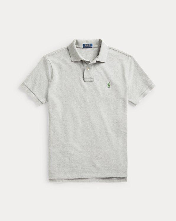 Le Polo iconique en coton piqué