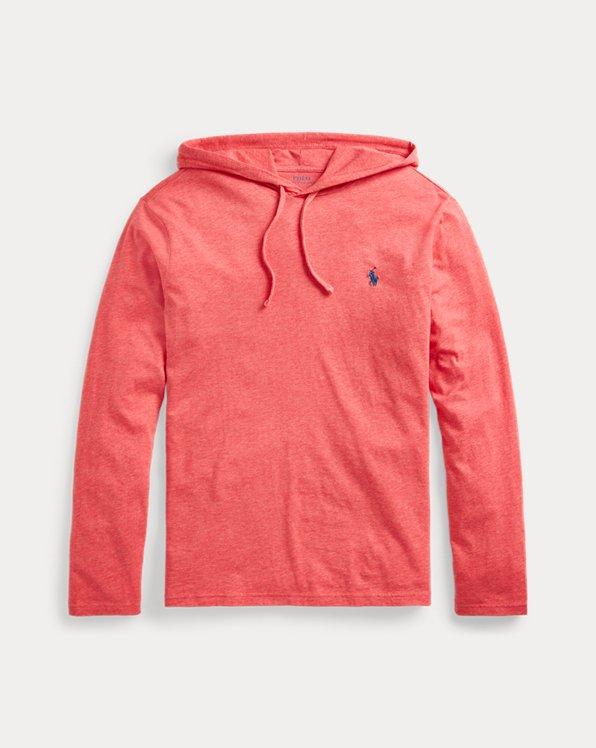 Jersey Hooded T-Shirt