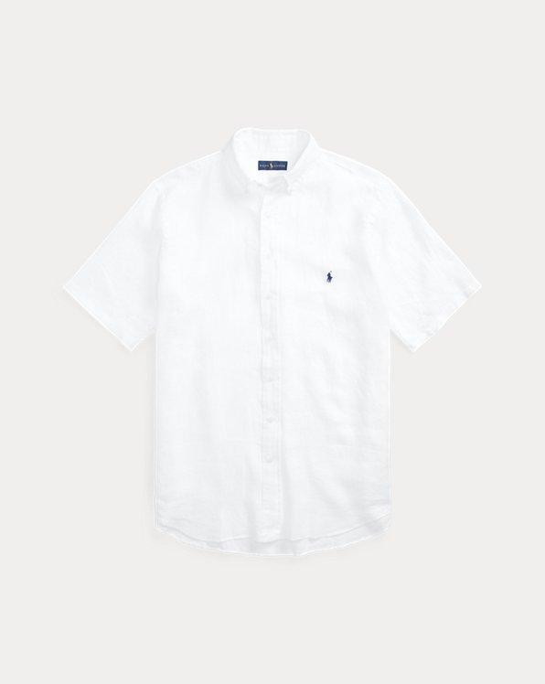 Lightweight Linen Shirt
