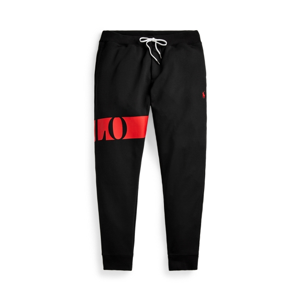 Polo Ralph Lauren LOGO DOUBLE-KNIT JOGGER PANT