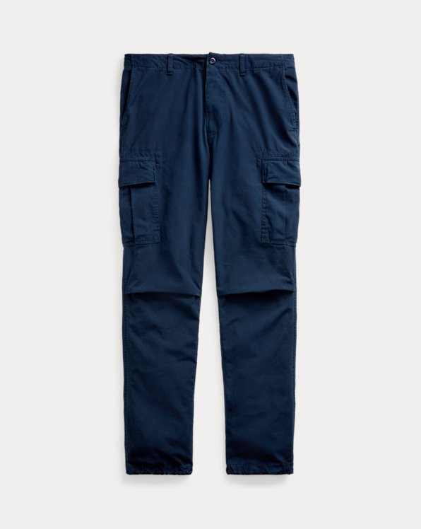 Classic Fit Ripstop Cargo Trousers