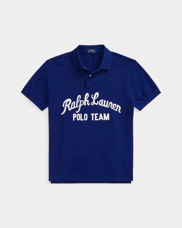 Polo Team Mesh Polo Shirt