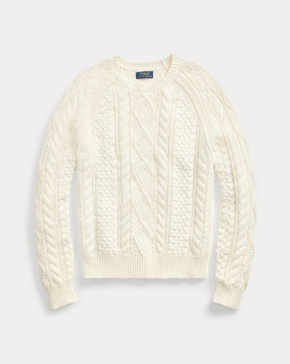 The Iconic Fisherman's Jumper