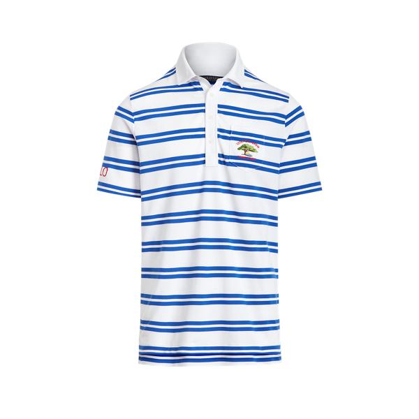 Polo Ralph Lauren U.s. Open Classic Fit Polo Shirt In Blue