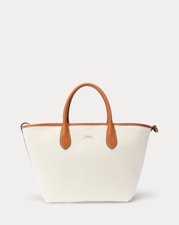 Canvas Medium Bellport Tote
