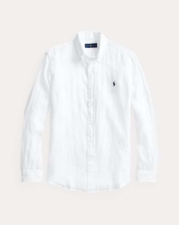 Custom-Fit Leinenhemd
