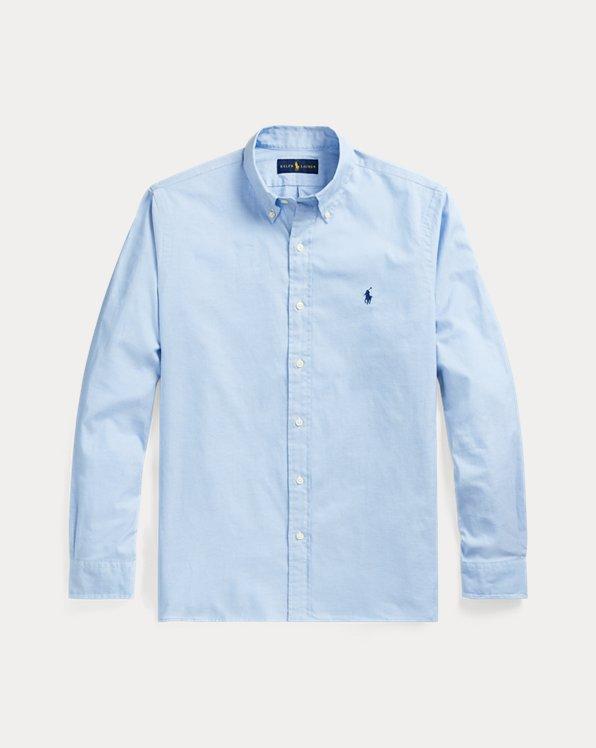 Custom Fit Stretch Oxford Shirt