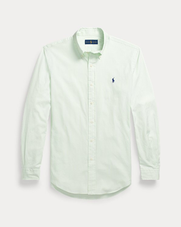 Camisa Oxford elástica Custom Fit