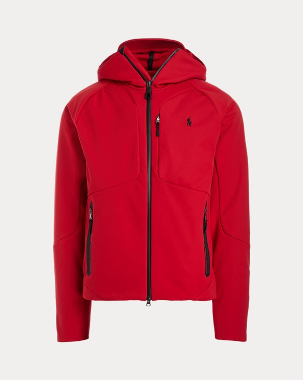 Water-Repellent Softshell Jacket