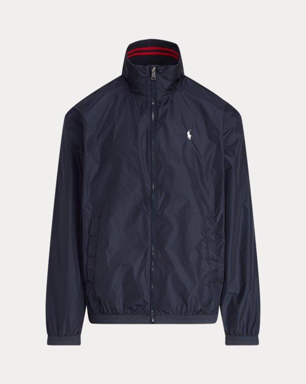 Mockneck Jacket