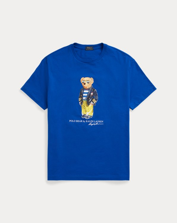 Marina Polo Bear Jersey T-Shirt
