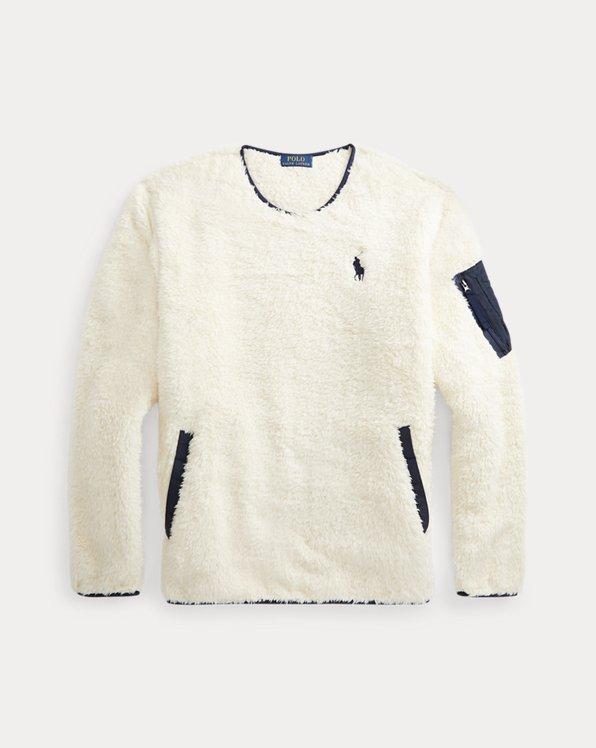 Fleece Utility Pullover