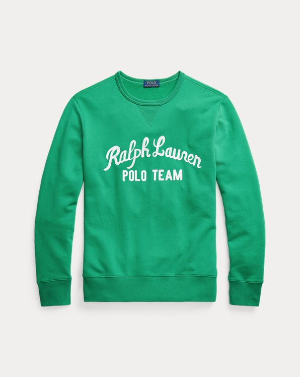 Polo Team Fleece Sweatshirt