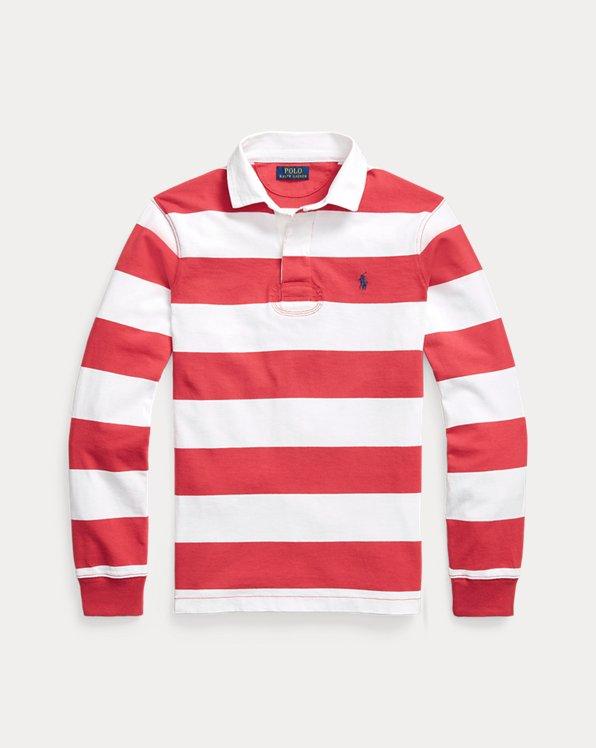 Das klassische Rugbyhemd