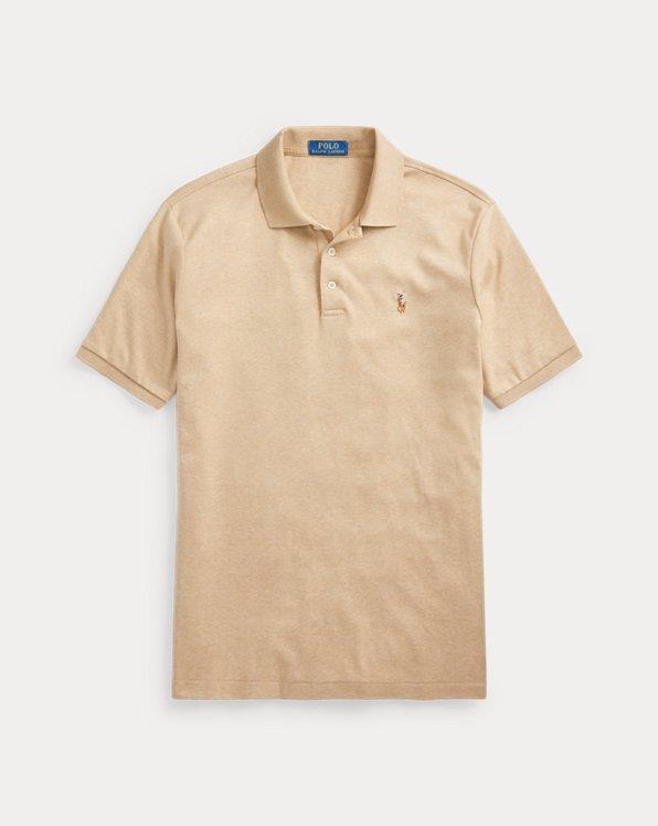 Slim-Fit Baumwoll-Polohemd