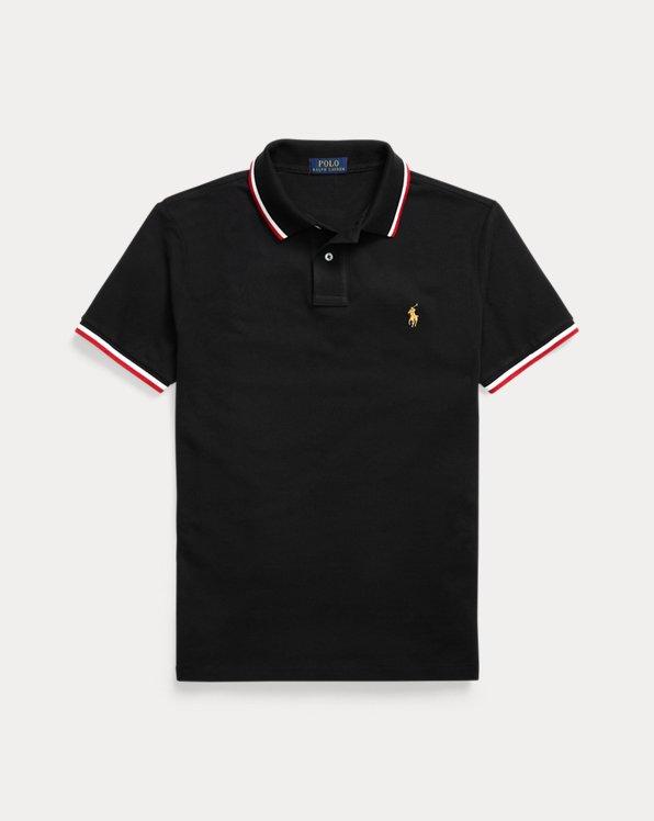 Lunar New Year Custom Slim Polo Shirt
