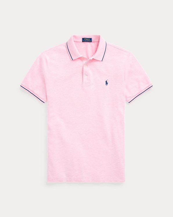 Slim Stretch Birdseye Polo Shirt