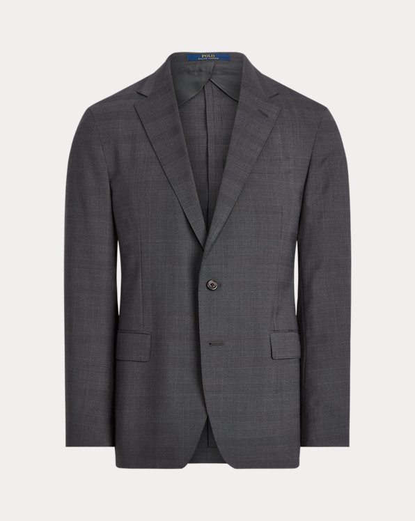 Polo Stretch Suit Jacket