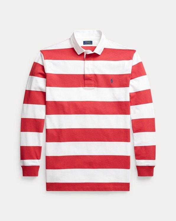 La chemise de rugby emblématique