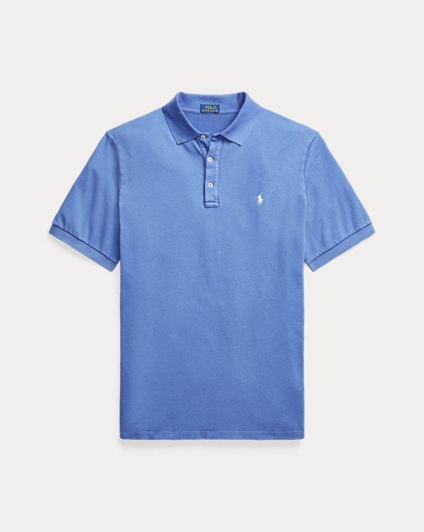 Spa Terry Polo Shirt