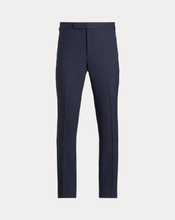 Textured Stretch Trouser