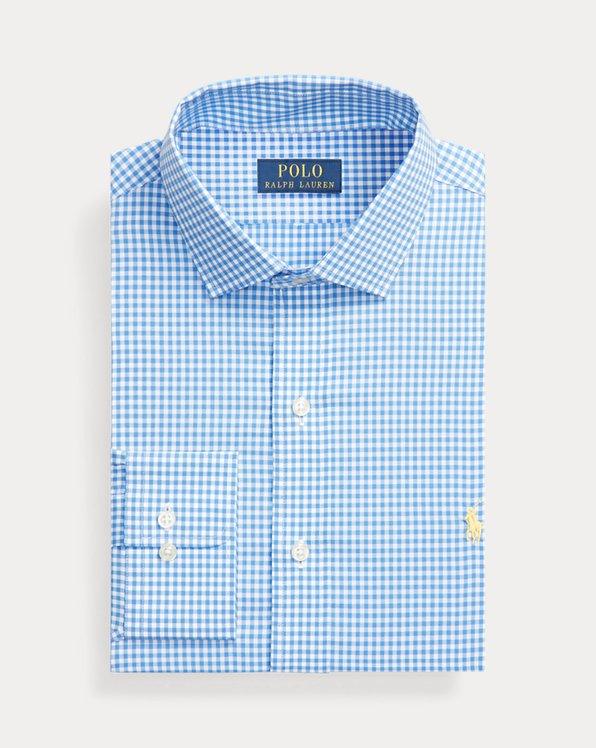 Custom-Fit Popelinehemd