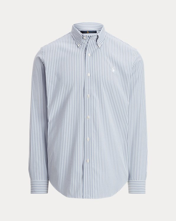 Classic Fit Performance Oxford Shirt