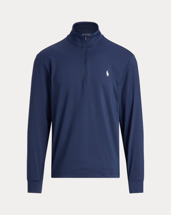 Classic Fit Performance Jersey Pullover