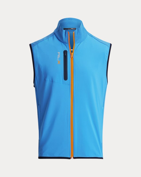 Panelled Stretch Gilet