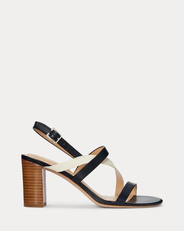 Mackensie Nappa Leather Sandal