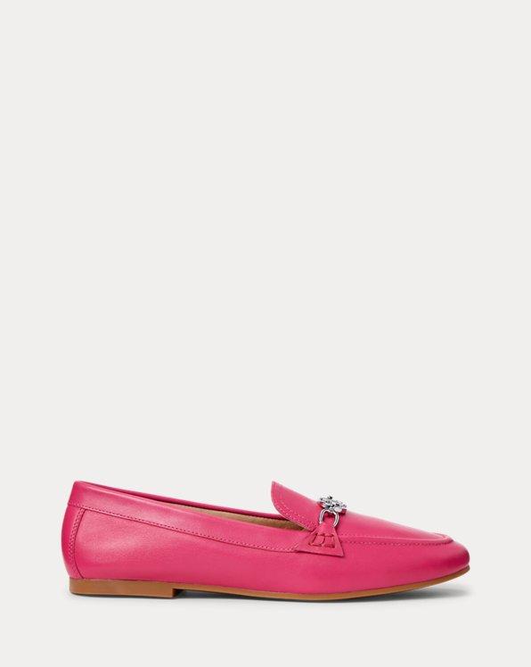 Averi Nappa Leather Loafer