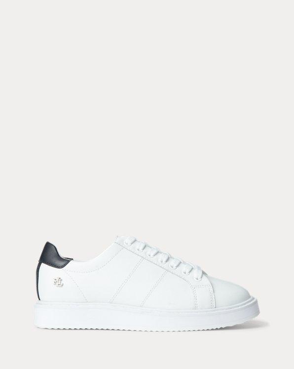 Sneaker Angeline II in cuoio nappa