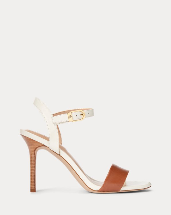 Gwen Nappa Leather Sandal