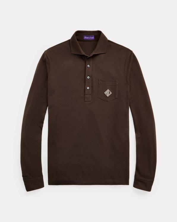 Monogram Piqué Polo Shirt