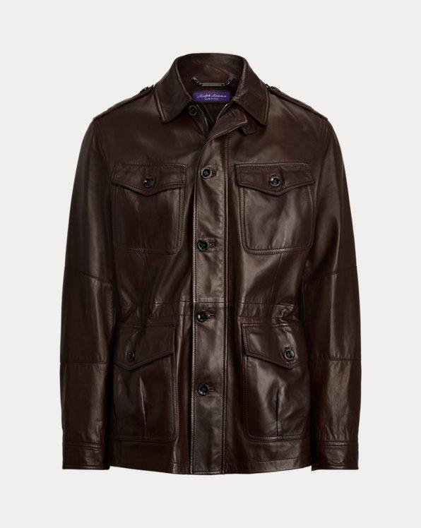 Duval Plonge Leather Jacket