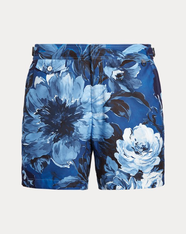 5-Inch Mayfair Floral-Print Swim Trunk