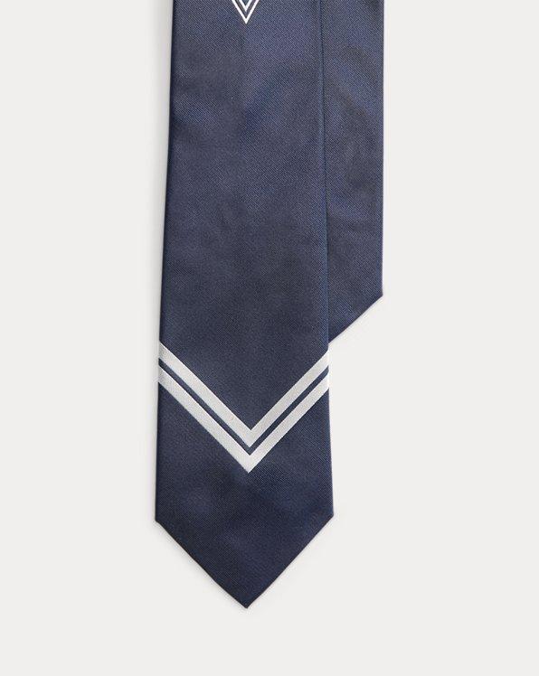 Monogram Silk Tie