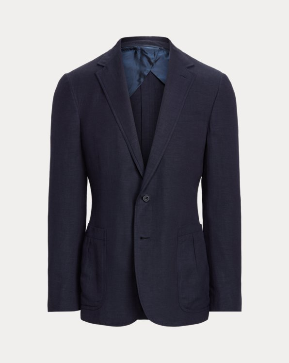 Kent Linen-Silk Suit Jacket