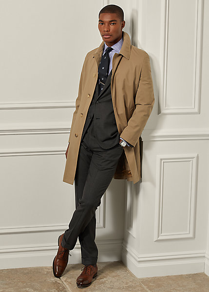 Polo Ralph Lauren Packable Balmacaan Topcoat