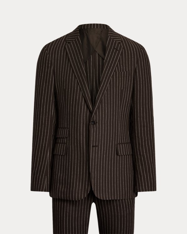 Kent Striped Dobby Suit