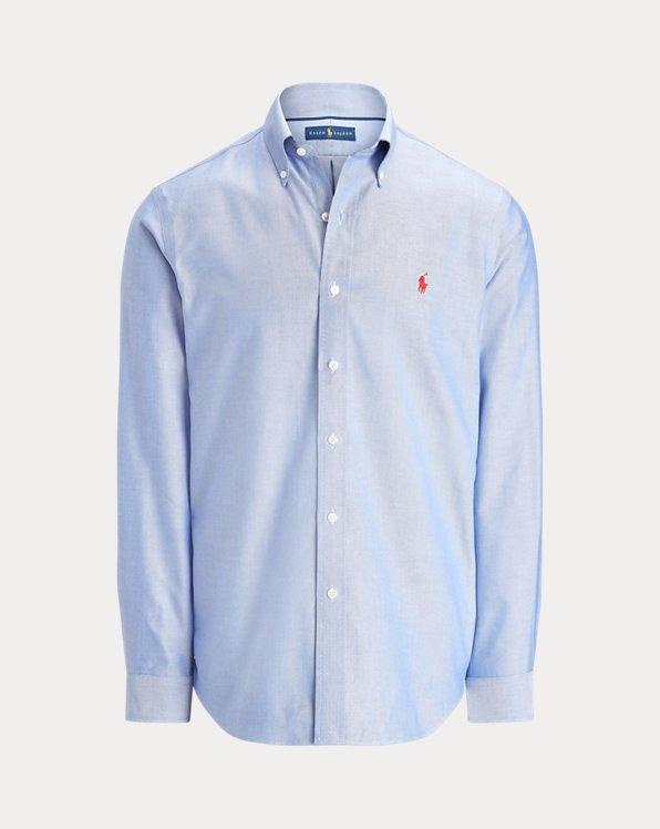 Easy Care Oxford Golf Shirt