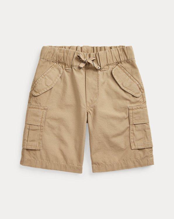 Cotton Ripstop Cargo Short