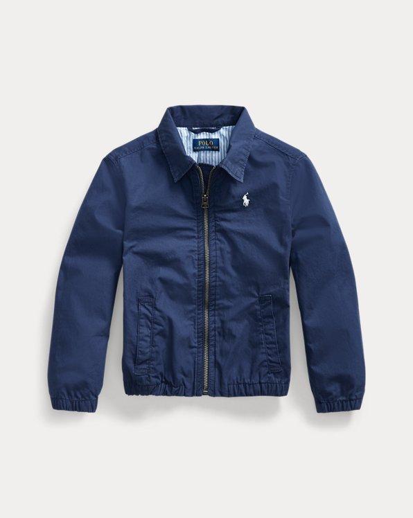 Bayport Stretch Cotton Twill Jacket