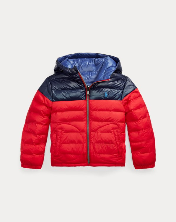 Reversible Water-Resistant Jacket
